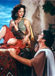 Самсон и Далила - фильм (1949) на сайте о хорошем кино Устрица