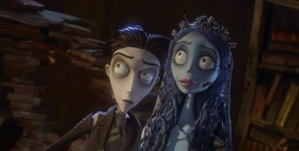 Труп невесты - фильм (2005). Кадр из фильма