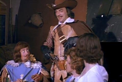 Дартаньян и три мушкетера - фильм (1978). Кадр из фильма