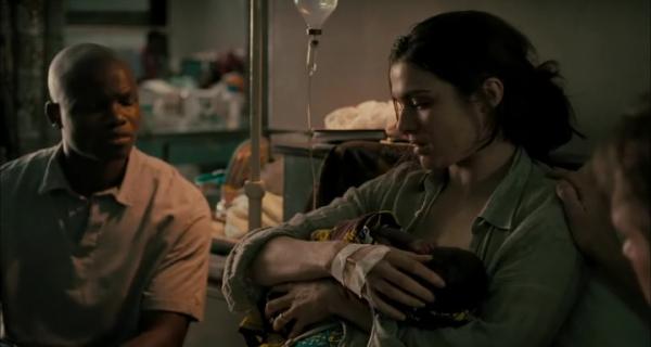 Преданный садовник - фильм (2005).  Кадр из фильма