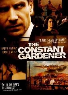 Преданный садовник - фильм (2005) на сайте о хорошем кино Устрица