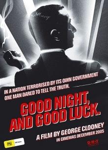 Спокойной ночи и удачи - фильм (2005) на сайте о хорошем кино Устрица