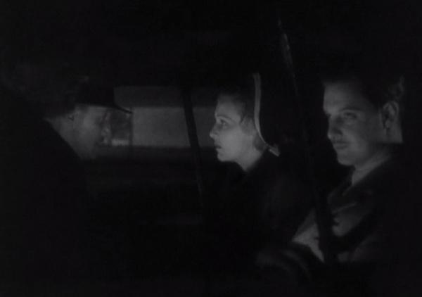 39 ступеней - фильм (1935). Кадр из фильма
