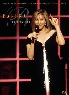 Streisand Barbra: Concert Live at MGM Grand - фильм (1993) на сайте о хорошем кино Устрица