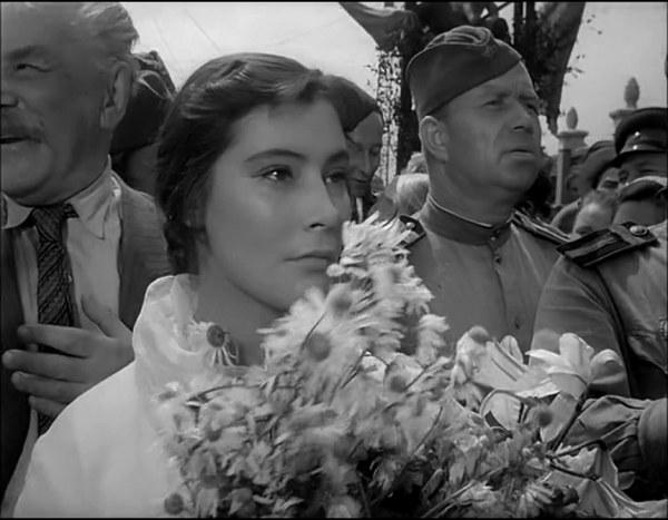 Летят журавли - фильм (1957). Кадр из фильма