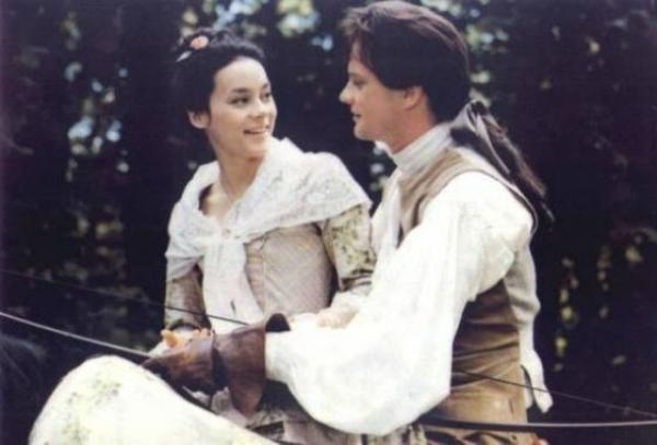 Вальмон - фильм (1989). Мег Тилли и Колин Ферт