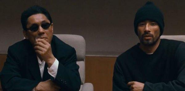 Брат якудзы - фильм (2000). Кадр из фильма