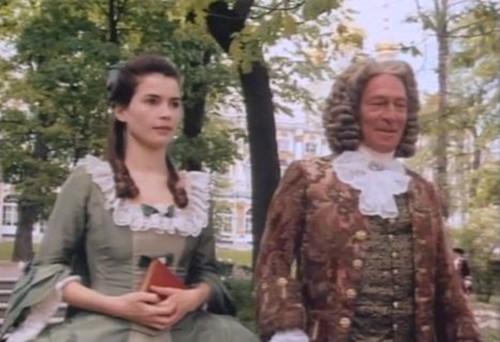 Молодая Екатерина - фильм (1991). Кадр из фильма