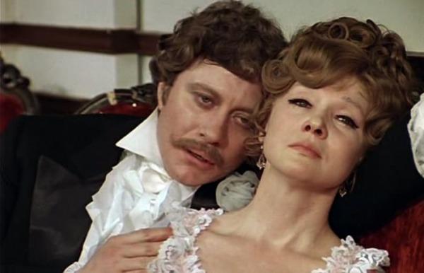 Соломенная шляпка - фильм (1974). Кадр из фильма