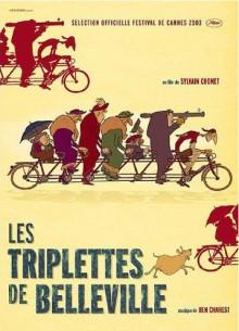 Трио из Бельвилля - фильм (2003) на сайте о хорошем кино Устрица