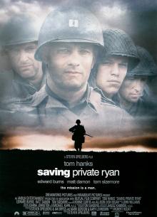 Спасение рядового Райана - фильм (1998) на сайте о хорошем кино Устрица