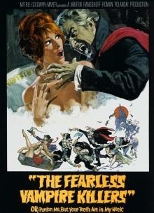 Бал вампиров - фильм (1967) на сайте о хорошем кино Устрица