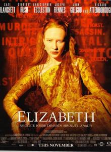 Елизавета - фильм (1998) на сайте о хорошем кино Устрица
