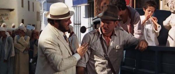 Индиана Джонс: В поисках утраченного ковчега - фильм (1981). Кадр из фильма