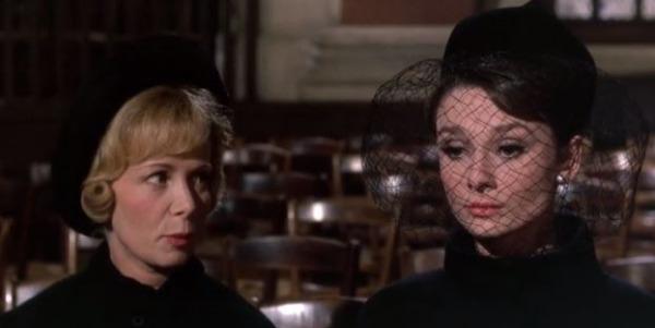 Шарада - фильм (1963). Кадр из фильма