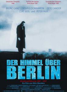 Небо над Берлином - фильм (1987) на сайте о хорошем кино Устрица