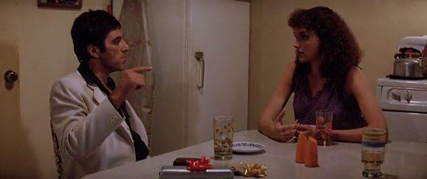 Лицо со шрамом - фильм (1983). Кадр из фильма