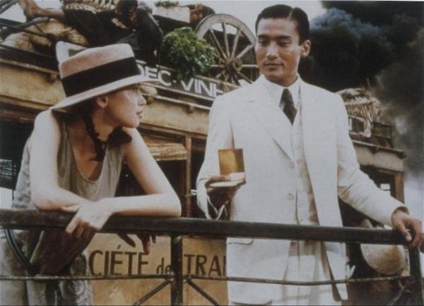 Любовник - фильм (1992). Кадр из фильма