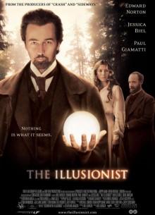 Иллюзионист - фильм (2006) на сайте о хорошем кино Устрица