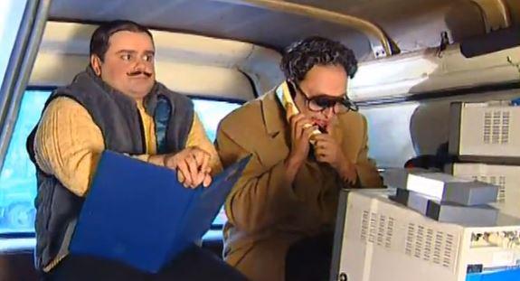 Осторожно, модерн! 2 - сериал (2001). Кадр из сериала