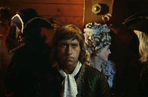 Сказ про то, как царь Петр арапа женил - фильм (1976). Кадр из фильма
