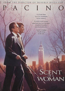 Запах женщины - фильм (1992) на сайте о хорошем кино Устрица
