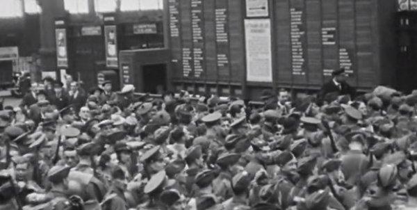 Мир в войне - документальный фильм (1973). Кадр из фильма