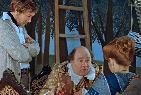 Обыкновенное чудо - фильм (1978). Кадр из фильма