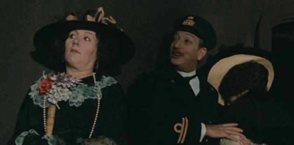 И корабль плывет - фильм (1983). Кадр из фильма
