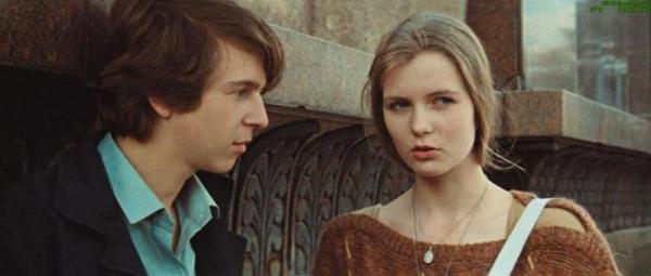 Курьер - фильм (1986). Кадр из фильма