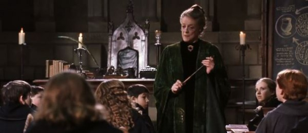 Гарри Поттер и тайная комната - фильм (2002). Кадр из фильма