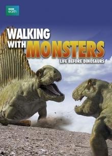 BBC: Прогулки с монстрами - Жизнь до динозавров - фильм (2005) на сайте о хорошем кино Устрица