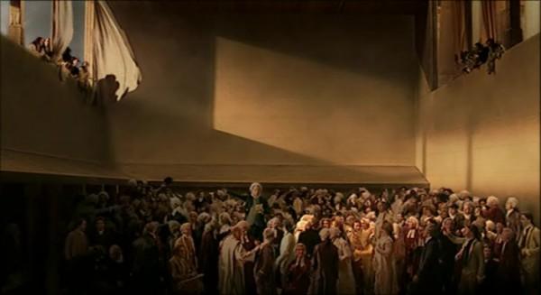 BBC: Сила искусства. Давид - кадр из фильма