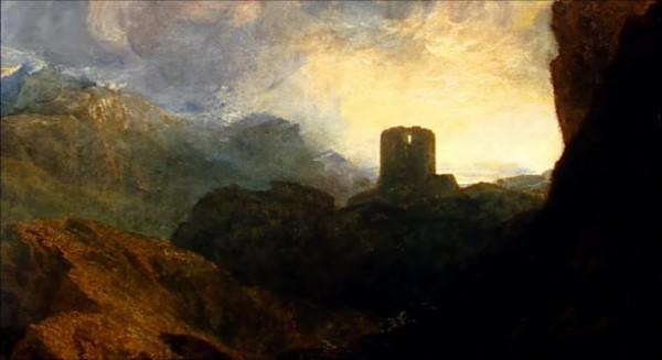 BBC: Сила искусства. Тернер - фильм (2006). Кадр из фильма