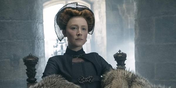 Фильмы исторические Топ - фильм Мария - королева Шотландии